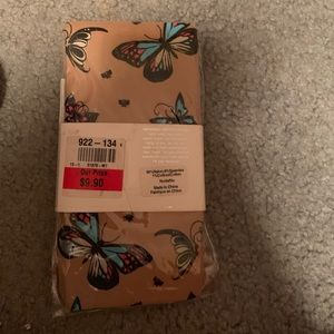 NWT butterfly tights